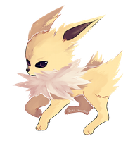 Jolteon by ponchiz