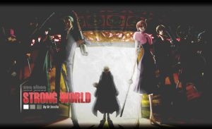 One Piece Strong World by Dr-7maDa