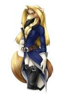 Sandy, Captain - Sweet by AnthroPirateGallery