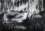 4/ Isolated swamp by KassyStay