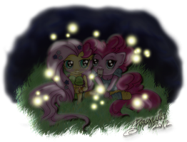 FlutterPie ~ The Night by Draguel