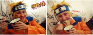 Naruto kawaii-ness by RikWind