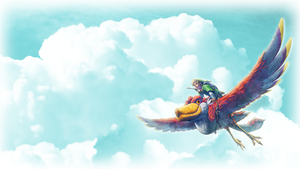 Skyward Sword Wallpaper by Casval-Lem-Daikun