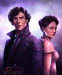 SHERlocked by MirRoriel