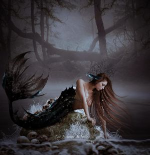 Dark Tales From The Sea by Fae-Melie-Melusine