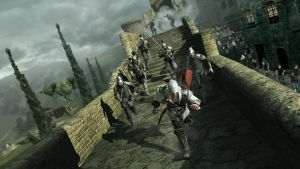 Assassin's Creed  2 screen by kendra188
