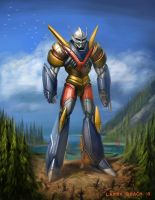 Jet Jaguar Final Design by NoBackstreetboys
