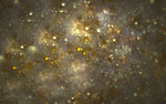 Free Texture Stock - Golden Spots (1920x1200 px) by Hexe78