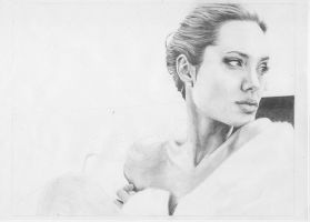 A.Jolie WIP by H3lianthus