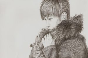 Myungsoo [Infinite] by Stormcloud16