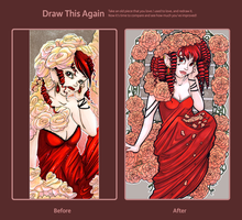Draw This Again Entry: 2009 - 2012 by tea-bug