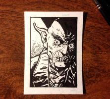 Vamp sketchcard by KR-Whalen