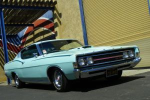 1969 Ford Torino GT by wbmj-photo