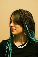 me with dreads by Hellstern