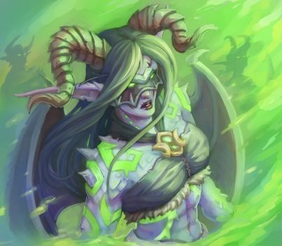 Rise of the Illidari by Eepox