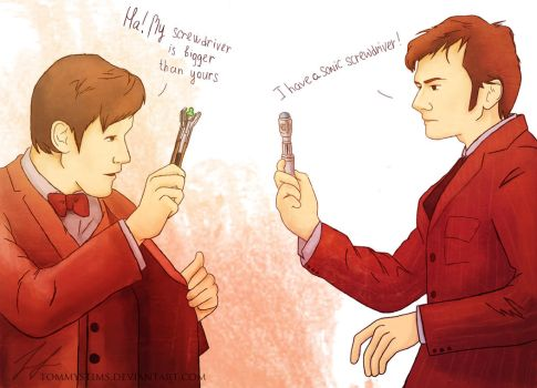 Comparing Screwdrivers by TommyStims