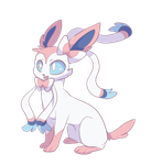 Sylveon by TigerChic