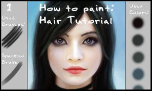 Hair Tutorial by ZombieSandwich