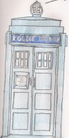 Sexy the Tardis by AdamArt675