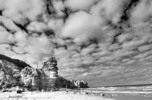 Aireys Inlet BW by DanielleMiner