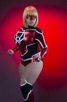 Red Daughter Of Krypton by CVQ (unedited) by CinVonQuinzel