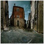 Gerona Red and Blue by JeRoenMurre
