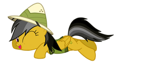 Daring-Do 40 by DrumblastingQuilava