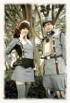 Valkyria Chronicles - Alicia and Welkin Cosplay by xtifalockheart