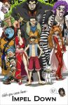 Impel Down Tribute by Empty-Smile