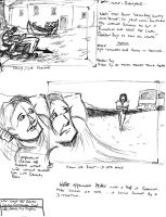 Doritos commercial storyboards 1 by NM8R-KJC
