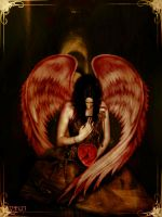 Angel for the Broken-Hearted by wreckles