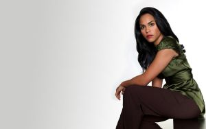 Monica Raymund 2 by Residentartist101