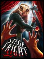 Stage Fright by Slippery-Jack