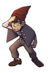 Over the Garden Wall - Wirt by Jejunity