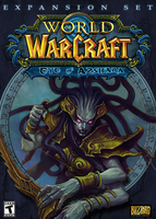 World of Warcraft: Eye of Azshara Box Art by Jurassic4LIFE