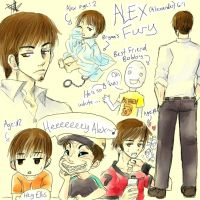 Alex Fury by Ren-chin