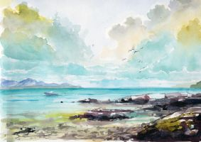 Seascape by MyCKs