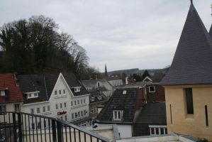 over the roofs from Valkenburg 14 by ingeline-art