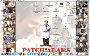 Desktop - Patch Adams by Lurkerbunny