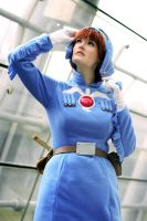 Nausicaa : The Blue Clad One by y-o-s-s-i
