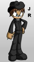 Jim Ross Sonic Style by sonamy-666