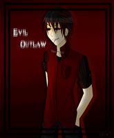 (Persona) Evil Outlaw by L0ra2