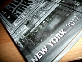 New York by Violet-Bee