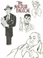 The Maltese Falcon. by Snipetracker