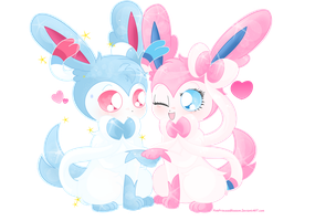 .:Fairy-Type Love:. by PinkPrincessBlossom