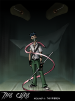 Cure R1: The Ribbon by JillValentine89