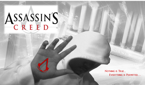 Me in Assassins Creed by indy7738