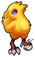 Chocobo by Tataouin