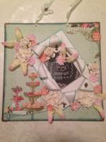 Scrapbooking picture - Cupcake - Girly style by KittenontheKeys