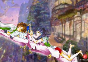 A Ghibli Dream: Bedtime Story by HTHI